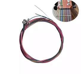String gitar warna warni