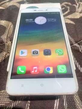 Xiaomi Redmi 4A putih lengkap