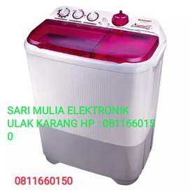 Mesin cuci sharp super aquamagic
