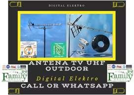 Toko Antena TV digital Hd19 Terdekat bogor // Jual Paket Pasang