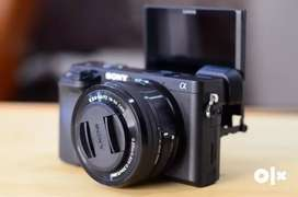 Sony a6400 camera new bought before 3 month