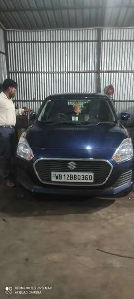 2020 model swift less than 10000 km driven in very good condition
