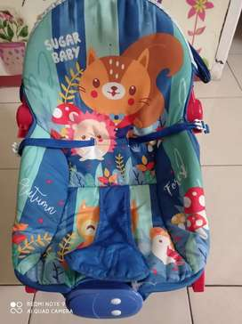 PAKET BOUNCER SUGARBABY X BABYWALKER FAMILY