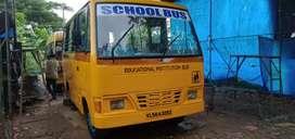 MAHINDRA TURISTER SCHOOL BUS