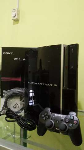 Ps3 Fat Hdd 160GB Fullgame Siap Pancal Garansi 1 Bulan
