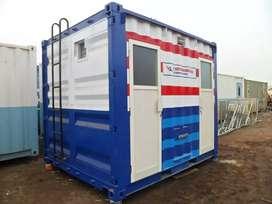 Produksi Container Kontainer Office dan Modifikasi Untuk Usaha Anda