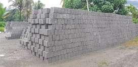 CEMENT Gravel Bricks 8X6X12 & 4X8X16 for building Homes, Flat, Complex