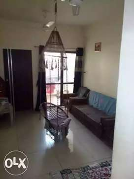 1bhk 1st floor with lift security