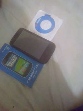 Q mobile A50
