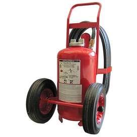 Pemadam Api Powder AL-10PC 9Kg Alpindo Dengan CARTRIDGE