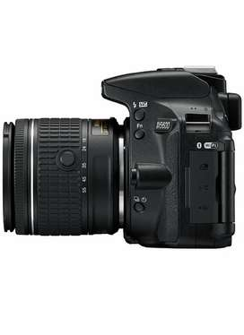 Nikon D5300 fore rent with two lenses 55mm and 300mm and bag