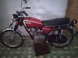 Cb 100 th 1976 k3