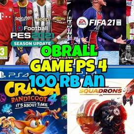 Game ps4 promo 5 game 500 rb