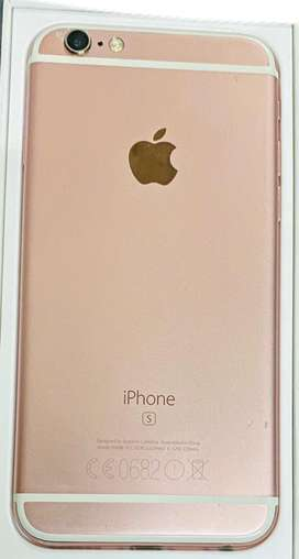 Iphone 6s (Rose Gold)