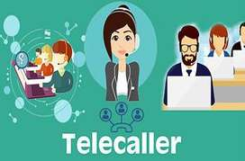 Required Female Experienced Telecaller