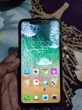 Redmi 6 pro new 7month old...new condition