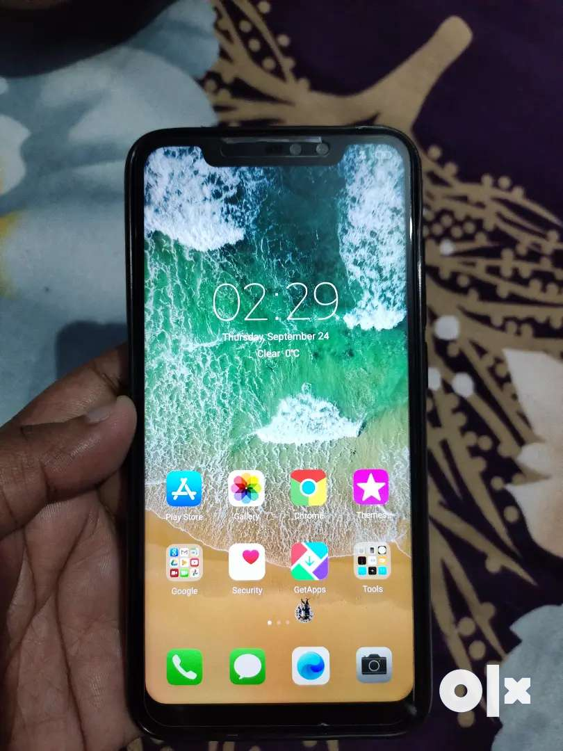 Redmi 6 pro new 7month old...new condition 0