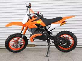 50cc dirt bike for children petrol engine