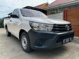 Toyota Hilux Single Cabin Diesel 4x2 Tahun 2017