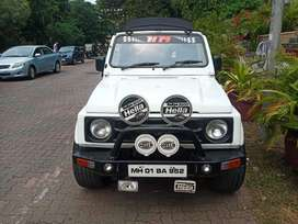Maruti Suzuki Gypsy King HT BSIII, 2003, Petrol