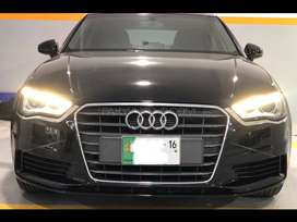 Audi A3 2016-Get on Easy Installment..