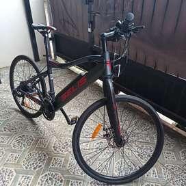Sepeda Gunung Listrik Selis Roadmaster jarang pakai