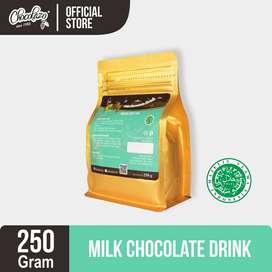 COKLAT SUSU BUBUK ENAK HARGA MURAH JOMBANG - CHOCOLAZO MILK CHOCOLATE