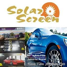 Jual Kaca film solar screen bergaransi 5 tahun