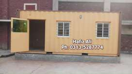 Toilet container porta cabin prefab office guard room mobile cafe..