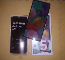 SAMSUNG GALAXY A51 - SECOND