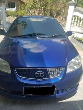Toyota Vios G manual 2003 ASLI bukan Ex Taxi