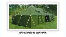 TENDA KOMANDO STANDAR TNI