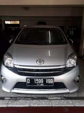 PROMO DP 8 JUTA Toyota Agya G AT 2015