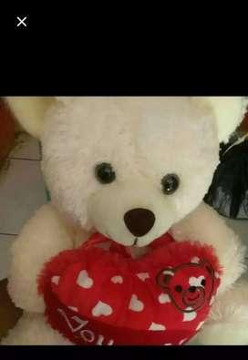 Boneka Bear Love M