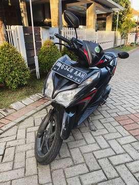 Dijual Bu Honda Vario Techno PGM-FI 2014 matic Atas nama sndiri N mlg