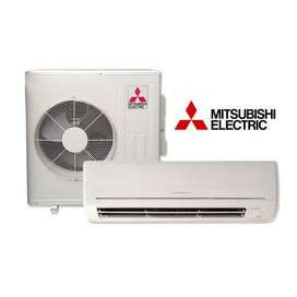 Winter End Sale 18k Inverter AC Mitsubishi & Panasonic With Gold-Fins