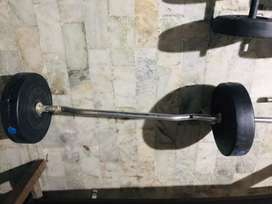 dumble steal rod plates 40kg