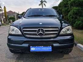 [OLXAutos] Mercedes Benz ML320 3.2 Bensin AT 2002 Biru #Kanza