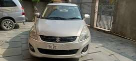 Maruti Suzuki Swift Dzire 2013 Diesel Good Condition