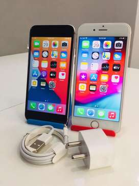 APPLE IPHONE 6S 64GB BRAND NEW CONDITION WITH WARRANTY AVAILABALE