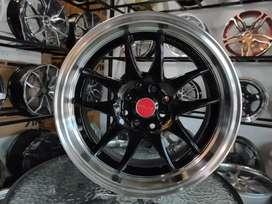 Jualvelgmurah CRkai Racing r16x7.5/8.5 H8x100x114.3