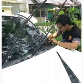 Kaca film mobil penolak panas maksimal