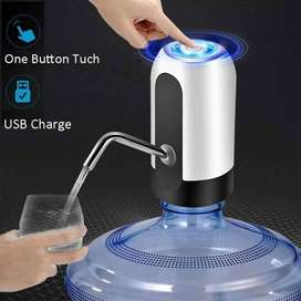 Rechargeable Drinking Water Pump Dispenser For 19 Lt Bottle
