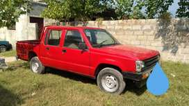 Nissan double cabin pick up  1985