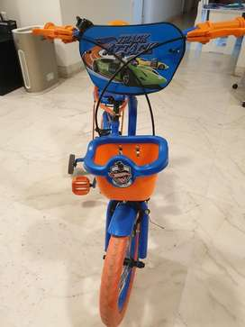 Hotwheels cycle for 3-6 years old child