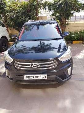 Hyundai Creta 1.4 EX Diesel, 2017, Diesel