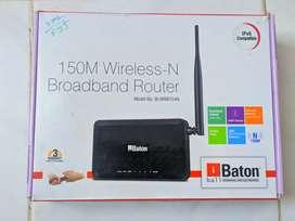 150M Wireless-N Broadband Router