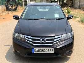 Honda City 2011-2013 V AT, 2012, Petrol