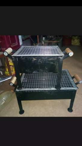 Grill chicken stove