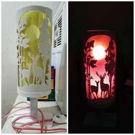 lampu hiias pvc